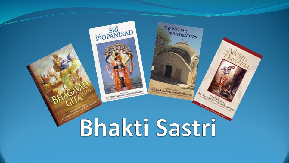 Bhakti Sastri