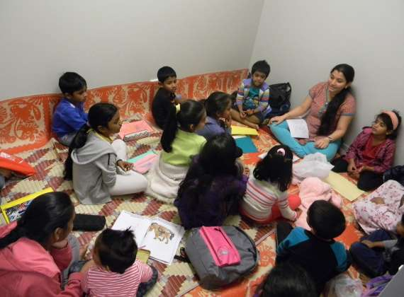 Values based Education for Kids