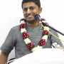 Dancing Downpour of Divine Desires by HG Amarendra Das