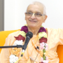 HH Janananda Goswami Maharaj visits Journey of Self Discovery